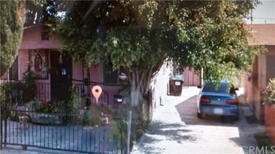 1422 E 64th Street, Los Angeles, CA 90001 - MLS#: WS17275126