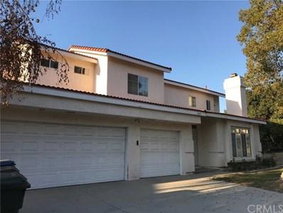16315 Chella Drive, Hacienda Hts, CA 91745 - MLS#: WS17275294
