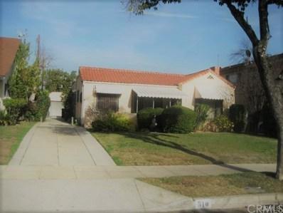 510 N 3rd Street, Alhambra, CA 91801 - MLS#: WS17278130