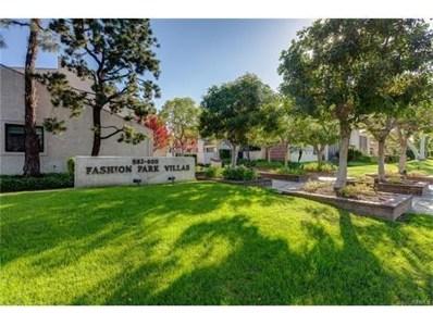 598 W Huntington Drive UNIT E13, Arcadia, CA 91007 - MLS#: WS17279182