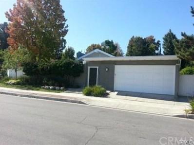 19221 Sierra Isabelle Road, Irvine, CA 92603 - MLS#: WS17281283