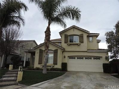 13806 Haider Court, Corona, CA 92880 - MLS#: WS18005864