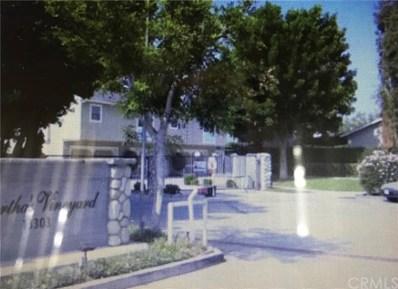 13303 Waco Street UNIT 21, Baldwin Park, CA 91706 - MLS#: WS18011396