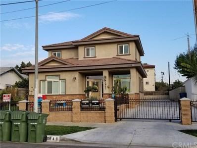 1208 Edith Avenue UNIT B, Alhambra, CA 91803 - MLS#: WS18013687