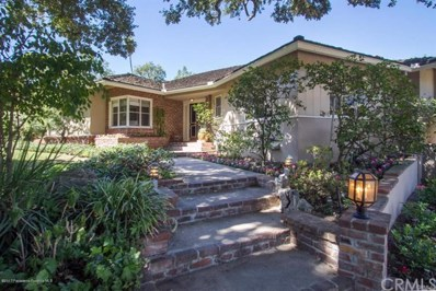 2295 Huntley Circle, San Marino, CA 91108 - MLS#: WS18015128