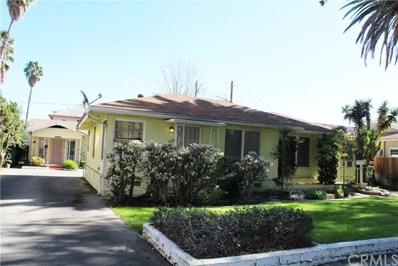 514 N Olive Avenue, Alhambra, CA 91801 - MLS#: WS18016057