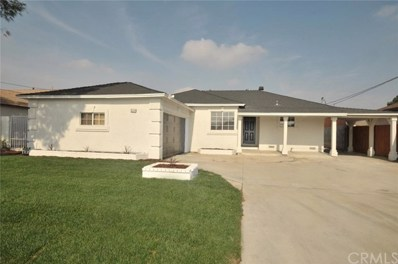 16554 Iris Drive, Fontana, CA 92335 - MLS#: WS18017344