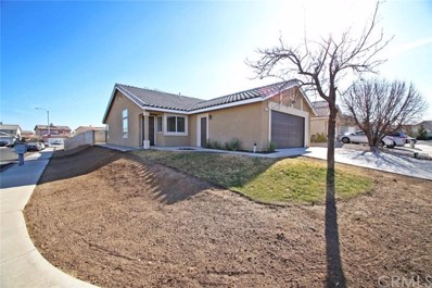 14581 Hidden Canyon Lane, Victorville, CA 92392 - MLS#: WS18017626