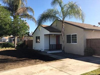 8201 Tapia Via Drive, Rancho Cucamonga, CA 91730 - MLS#: WS18018435