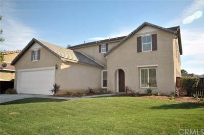 27297 Honey Scented Road, Moreno Valley, CA 92555 - MLS#: WS18018738