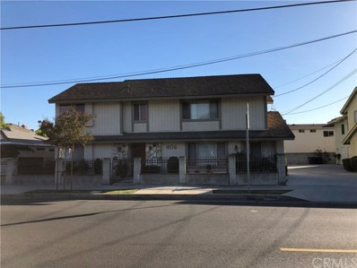 406 E Emerson Avenue UNIT C, Monterey Park, CA 91755 - MLS#: WS18019286