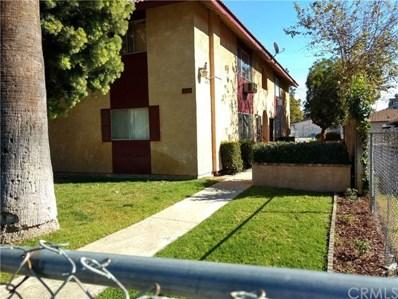 662 N Gordon Street UNIT B, Pomona, CA 91768 - MLS#: WS18020373