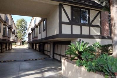 817 S 2nd Street UNIT C, Alhambra, CA 91801 - MLS#: WS18023091