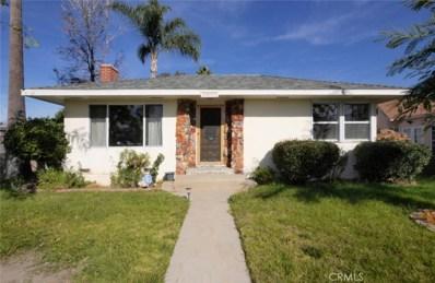 1821 W Monterey Avenue, Burbank, CA 91506 - MLS#: WS18025992