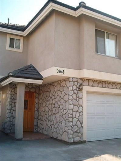 3836 Maxson Road UNIT B, El Monte, CA 91732 - MLS#: WS18026010