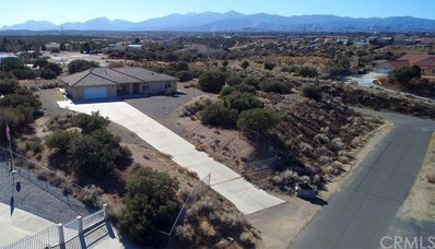 9735 Highland Road, Victorville, CA 92344 - MLS#: WS18029290
