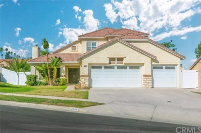 2858 Bush Circle, Corona, CA 92881 - MLS#: WS18030278