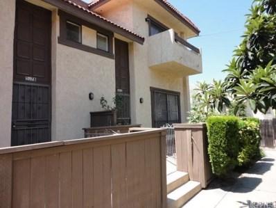 507 S New Avenue UNIT A, Monterey Park, CA 91755 - MLS#: WS18038422