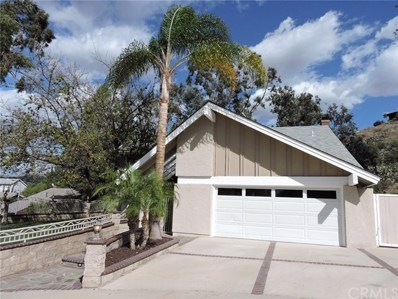 1023 N Los Altos Place, Orange, CA 92869 - MLS#: WS18040130