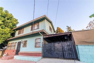 5170 Templeton Street, El Sereno, CA 90032 - MLS#: WS18050436