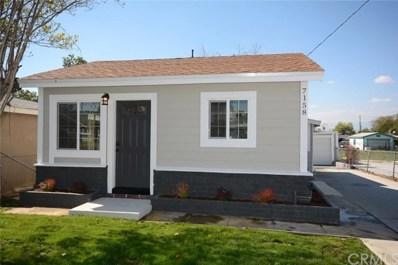 7158 San Francisco Street, Highland, CA 92346 - MLS#: WS18051881