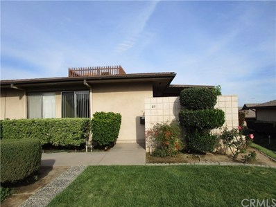 999 E Valley Boulevard UNIT 85, Alhambra, CA 91801 - MLS#: WS18062539