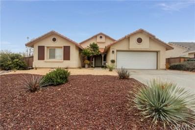 15687 Desert Springs Drive, Victorville, CA 92394 - MLS#: WS18066146