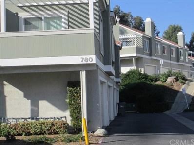 780 Golden Springs Drive UNIT A, Diamond Bar, CA 91765 - MLS#: WS18067981