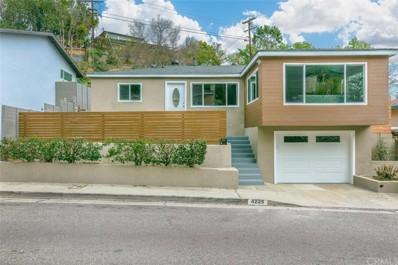 4225 Division St, Los Angeles, CA 90065 - MLS#: WS18069018