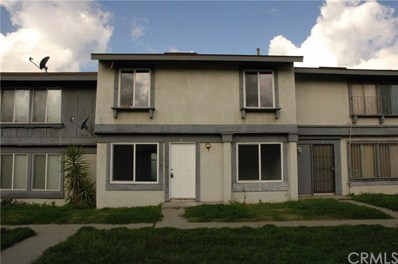 16830 Village Lane UNIT E, Fontana, CA 92336 - MLS#: WS18069979