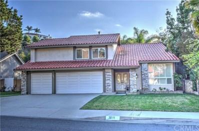 1611 Fire Hollow Drive, Diamond Bar, CA 91765 - MLS#: WS18074588