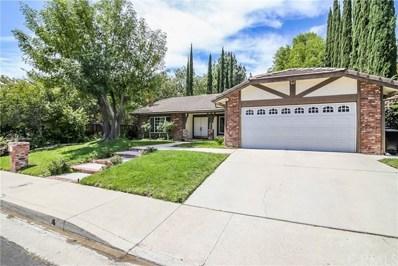 18531 Calle Vista Circle, Northridge, CA 91326 - MLS#: WS18080015