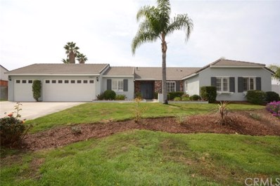 24827 Fair Dawn Lane, Moreno Valley, CA 92557 - MLS#: WS18080935