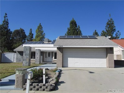 1557 Meadow Glen Road, Diamond Bar, CA 91765 - MLS#: WS18081207