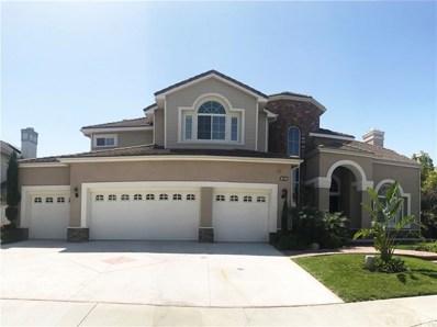 3233 Gardenia Lane, Yorba Linda, CA 92886 - MLS#: WS18082028
