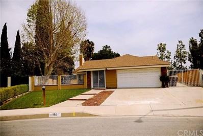 166 Wildflower Lane, Walnut, CA 91789 - MLS#: WS18084510