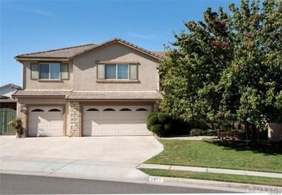 2472 Picasso Circle, Corona, CA 92882 - MLS#: WS18086280