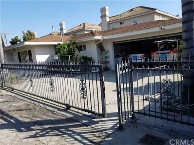 3913 Durfee Avenue, El Monte, CA 91732 - MLS#: WS18086467