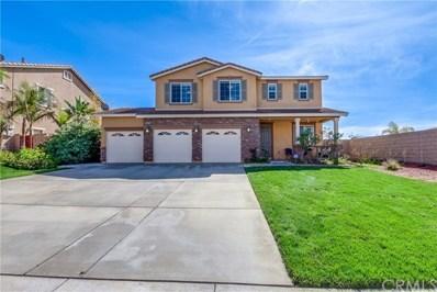 18327 Hidden Ranch Road, Riverside, CA 92508 - MLS#: WS18089251