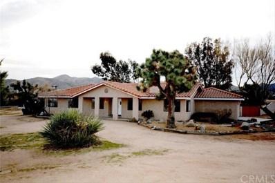 8931 Fortuna Avenue, Yucca Valley, CA 92284 - MLS#: WS18090086