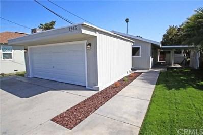 1365 W 2nd Street, San Bernardino, CA 92410 - MLS#: WS18091242