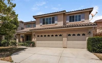 6017 Mira Vista Lane, Fontana, CA 92336 - MLS#: WS18094155
