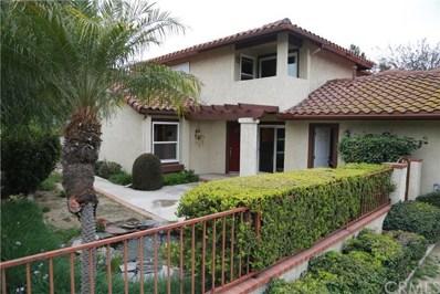 3930 Canyon Terrace Drive, Yorba Linda, CA 92886 - MLS#: WS18097147