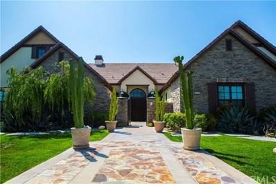 4195 Hidden Oaks Drive, Yorba Linda, CA 92886 - MLS#: WS18098521