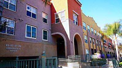 83 E Commonwealth Avenue UNIT 2C, Alhambra, CA 91801 - MLS#: WS18099899