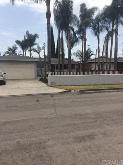 1874 W Tamara Lane, Anaheim, CA 92804 - MLS#: WS18102383