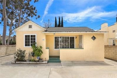 440 E Saxon Avenue, San Gabriel, CA 91776 - MLS#: WS18103659
