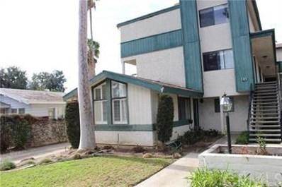 141 N Parkwood Avenue UNIT 1, Pasadena, CA 91107 - MLS#: WS18105332
