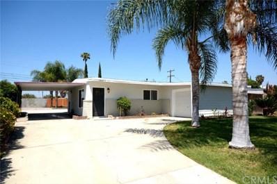 13477 Hildegarde Street, Moreno Valley, CA 92553 - MLS#: WS18110392