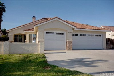 25781 Newbury Circle, Menifee, CA 92584 - MLS#: WS18110473